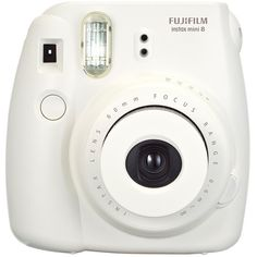 FUJIFILM Instax Mini 8 Camera White Target Australia (1.105 ARS) ❤ liked on Polyvore featuring fillers, camera, accessories, electronics, tech and magazine
