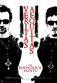 The Boondock Saints is my favorite movie of ALL time! hands down.