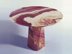 ROUND STONE TABLE DIAMOND | DRAENERT