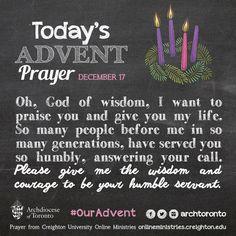 3Rd Sunday Of Advent Prayers