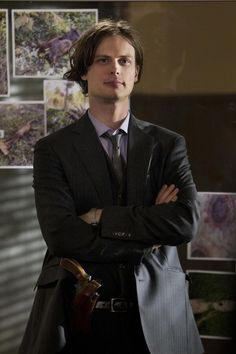 Dr. Spencer Reid....love him!! Criminal Minds