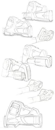 Husqvarna Professional Battery leaf blower