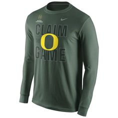 baa00c36c Oregon Ducks Nike 2015 College Football Playoff National Championship Bound