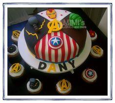 Avengers Cake | Flickr - Photo Sharing!