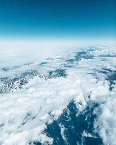 Tara Milk Tea, Nepal, Clouds, Sky, Mountains, Photo And Video, World, Travel, Outdoor