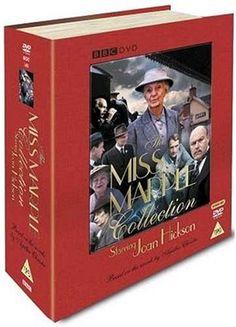Agatha Christie : The Miss Marple Collection 12 Disc Box Set DVD 1984: Amazon.co.uk: Joan Hickson: Film & TV