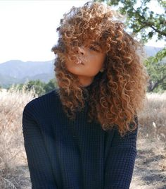Pin for Later: 15 Instagram Accounts Everyone With Curly Hair Needs to Follow Right Now @westbrooks.crystal