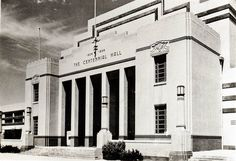 Centennial Hall at the Royal Adelaide Showgrounds by State Library of South Australia, via Flickr