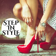 See a variety of High Heels & choose your favorite one at Ready Deals.