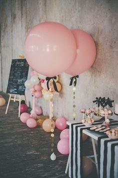 Pink Jumbo Balloon