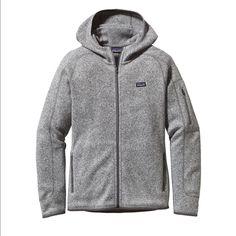 Patagonia Womens Better Sweater Hoody Xl