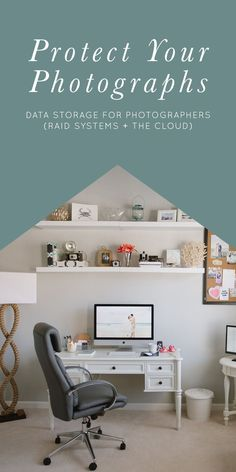 Data Storage for Photographers and Creative Entrepreneurs - Reviewing DROBO and the Cloud! | Natalie Franke Photography
