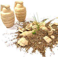Guerilla Gardening Grenades - Seedbombs