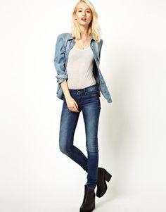 Image 4 ofG-Star Dexter Skinny Jeans