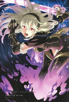 Fire Emblem Cipher Trading Card Game: Chosen Princess of the Future: Corrin