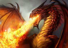 Dragones// mitologicos