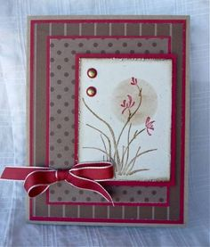 Asian Suede by MarianneLamb - Cards and Paper Crafts at Splitcoaststampers