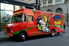 Super Truck in Montreal