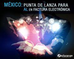 México: punto de lanza para AL en facturación electrónica