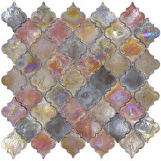 """Sheet size: 11"""" x 11 1/4""""     Tile Size: 2"""" x 2  1/4""""     Tiles per sheet: 45     Tile thickness: 1/4"""" nominal       Grout Joints: 1/8""""Sheet Mount: Mesh Backed"""