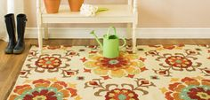 Gallery Worthy Rugs for Indoors & Out