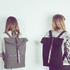 #plecaki #poznan #szczypta #recznierobione # sklep #155zl #bawelna #zwijany # rolowane