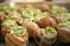 Escargots de Bourgogne.