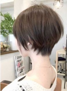 If you want to try short haircut, one of the best examples for you is bob haircuts! And today we have put together a wonderful short bob hairstyles for you in this gallery. As all ladies know, bob hairstyles are… Continue Reading → Asian Bob Haircut, Short Bob Haircuts, Pixie Haircut, Latest Haircuts, Short Hair Cuts, Short Hair Styles, Pixie Hairstyles, Black Hairstyles, Asian Short Hairstyles