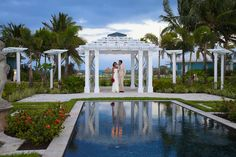 Beautiful weddings are included at Sandals! www.allabouttravel.org www.facebook.com/AllAboutTravelInc 605-339-8911 #travel #vacation #explore #destinationwedding #wedding #honeymoon #romance #caribbean