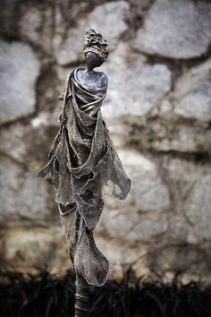 statue powertex