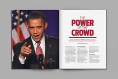 WE is a very well designed business magazine from Sweden. Great typography mixed with photos and a simple grid are the key ingredients for this design done by Swedish graphic designer Mattias Sahlen along with POP Kommunikation. Editorial Design Layouts, Layout Design, Print Design, Graphic Design, Design Ideas, Magazin Design, Magazine Design Inspiration, Tech Magazines, Magazine Spreads