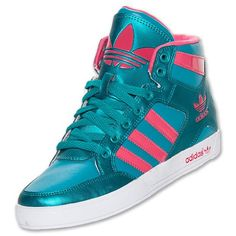 Women's adidas Originals Hardcourt Hi Casual Shoes basketball sneakers aqua -                     Price:              View Available Sizes & Colors (Prices May Vary)        Buy It Now      The adidas Originals Hardcourt Hi Women's Casual Shoes give a serious nod to adidas' rich basketball heritage. The classic, high silhouette gives your ankles a dose of extra...
