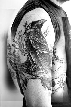 Raven of David Hale. I LOVE this.
