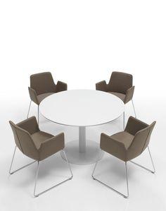 Havicmeubelen-kantoor.nl - Alt stoel (ringpoot) - Vergaderstoelen - Vergaderen