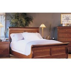 Durham Furniture Chateau Fontaine 4 piece Sleigh Bedroom Set w  Low  Footboard in CandlelightMinimum bedroom size for a single bed built to minimum code  . Minimum Bedroom Size Building Code Australia. Home Design Ideas