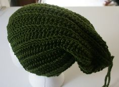 Slouchy Beanie Hat by SweetNothingsStitch on Etsy