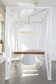 Unique Swing Table