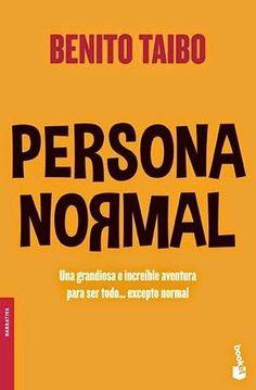 """Virus Literario: Reseña: """"Persona normal"""" de Benito Taibo"""