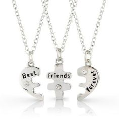 Best friend necklace  #cute need for Celeste newhard and Jenalyn Miskin