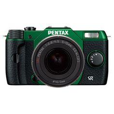 Q10 Zoomlens Kit Green Black, $499.95, now featured on Fab.