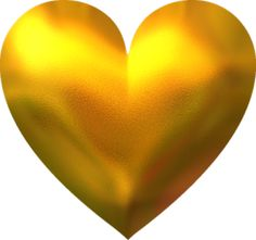 "Photo from album ""Валентинки в png"" on Yandex. Heart Wallpaper, Love Wallpaper, Love Heart Images, Heart Emoji, Heart Background, Heart With Wings, Copper Art, Shades Of Gold, Gold Art"
