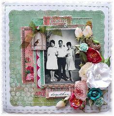Family & Friends Together - Scrapbook.com