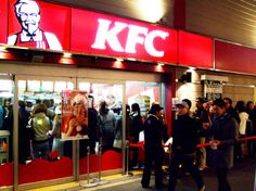 KFC Christmas | Christmas in Japan | Pinterest | KFC and Japan