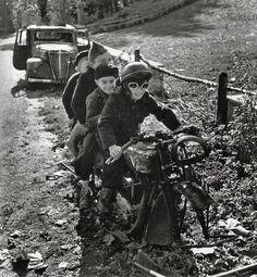 Robert Capa. France, October 1944