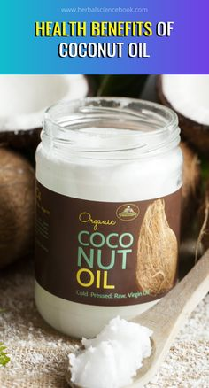 Coconut oil is one of the foods that is classified as a superfood. Because it's a unique combination of fatty acids that can give a positive effect on our health. Health Guru, Health Tips, Health And Wellness, Herpes Remedies, Health Remedies, Diarrhea Remedies, Oils For Sinus, Avocado Health Benefits