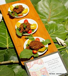 Delicious and stylish - St. Croix Food & Wine Experience