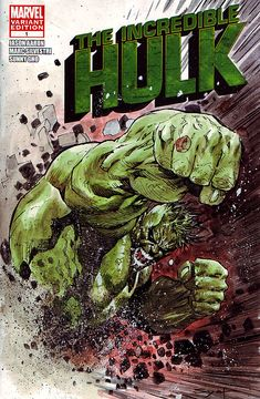 The Incredible Hulk Sketch Cover by Ardian Syaf