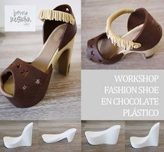 Workshop Fashion Shoes Islas Canarias Julio 2014