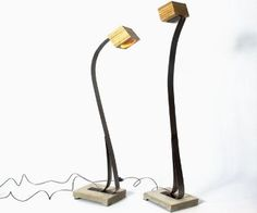 Stalb Lamps from Kassen