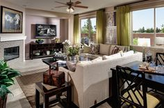 Solstice  Las Vegas, Nevada  Just a few miles from Nellis AFB  http://www.pardeehomes.com/aliante/solstice/gallery/